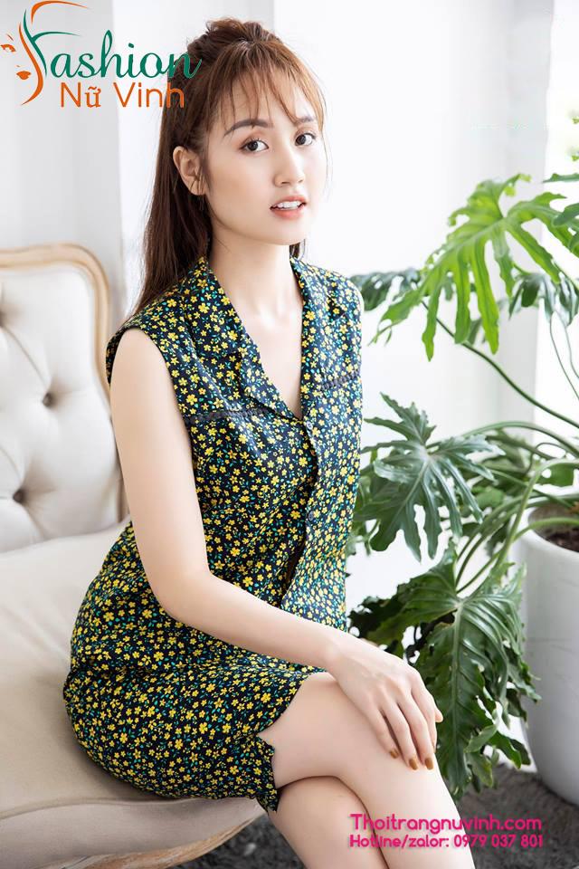 Bộ đồ mặc nhà mùa hè đẹp