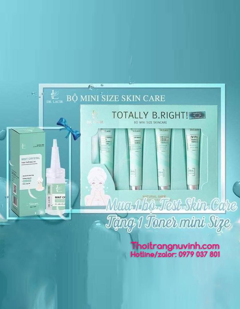 Bộ Minisize Skin Care - LKD15 - Mỷ phẩm lamer care, lamer care Việt Nam, kem dưỡng ban đêm, kem chống nắng sinh học lamer care, Bộ Minisize Skin Care