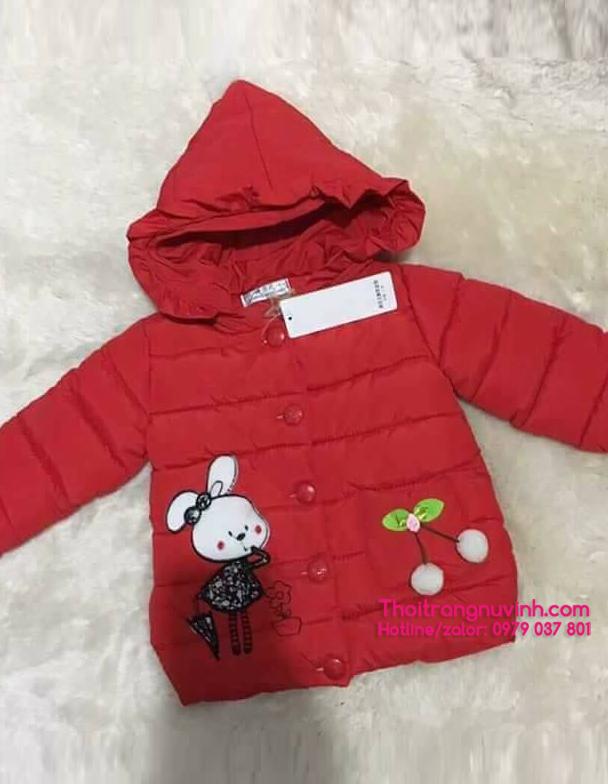 Áo khoác cho bé, shop Thời Trang Nữ Vinh