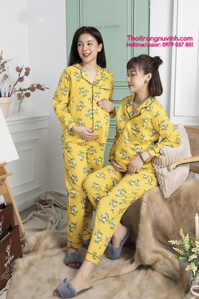 Bộ đồ bầu mặc nhà và sau sinh - BCT14