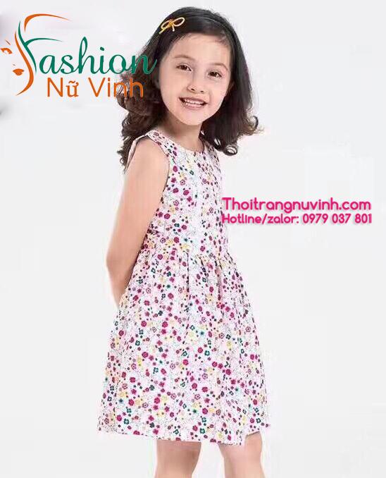 Váy đẹp cho bé, shop Thời Trang Nữ Vinh